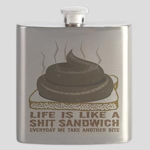 shitsandwich Flask
