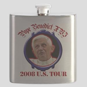 popebenedictustour08 Flask