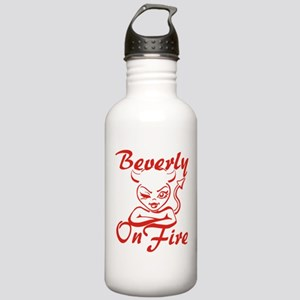 Beverly On Fire Stainless Water Bottle 1.0L