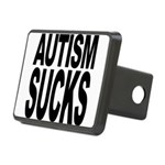 autismsucks Rectangular Hitch Cover