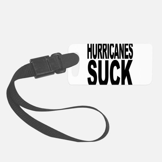 hurricanessuck.png Luggage Tag