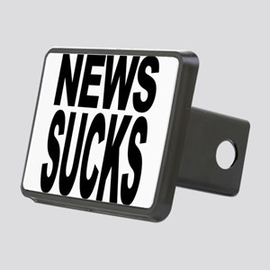 newssucks Rectangular Hitch Cover