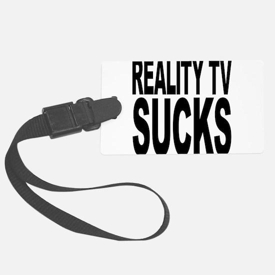 realitytvsucks.png Luggage Tag