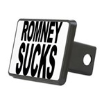 romneysucksblk Rectangular Hitch Cover