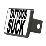 tattoossuck.png Rectangular Hitch Cover