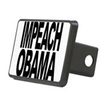 impeachobama Rectangular Hitch Cover