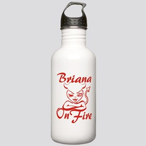 Briana On Fire Stainless Water Bottle 1.0L