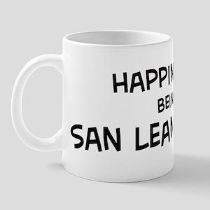 San Leandro - Happiness Mug