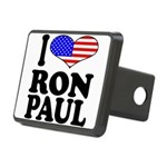 iloveronpaulblk.png Rectangular Hitch Cover