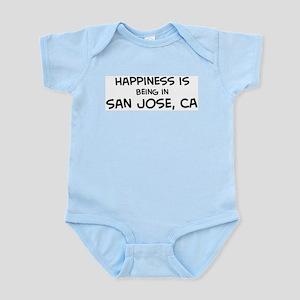 San Jose - Happiness Infant Creeper