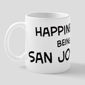 San Jose - Happiness Mug