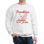 Brooklyn On Fire Sweatshirt