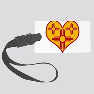 nmziaheart Large Luggage Tag