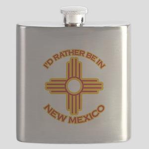 idratherbein-newmexico-outline Flask
