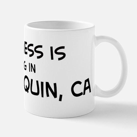 San Joaquin - Happiness Mug