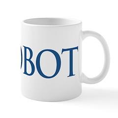 Anti-Romney ROBOT Mug