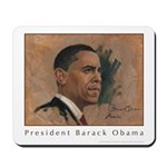 Obama Poster Mousepad