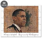 Obama Poster Puzzle