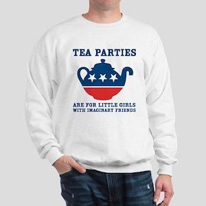 Tea Parties Sweatshirt
