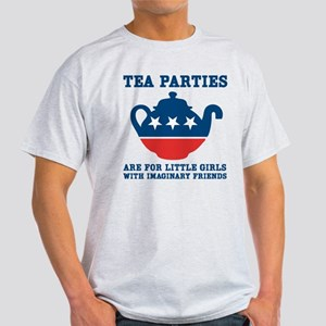 Tea Parties Light T-Shirt