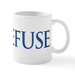 Anti-Romney Refuse Mug