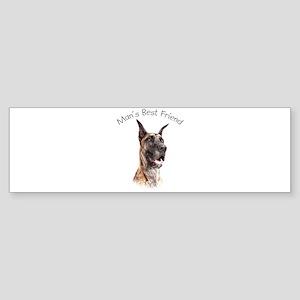 Man's Best Friend Sticker (Bumper 10 pk)