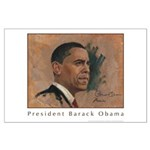President Barack Obama Large Poster