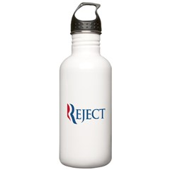 Anti-Romney Reject Stainless Water Bottle 1.0L