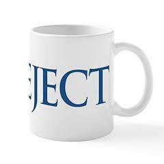 Anti-Romney Reject Mug