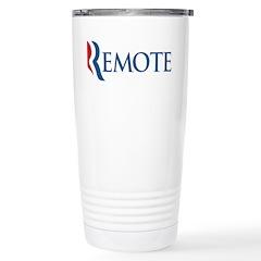 Anti-Romney Remote Stainless Steel Travel Mug
