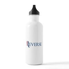 Anti-Romney Reverse Stainless Water Bottle 1.0L