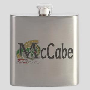 McCabe Celtic Dragon Flask