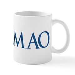 Anti-Romney ROFLMAO Mug