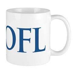 Anti-Romney ROFL Mug