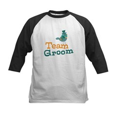 Team Groom Kids Baseball Jersey