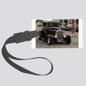 HOT ROD I™ Large Luggage Tag