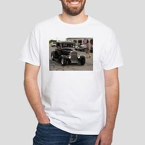 HOT ROD I™ White T-Shirt