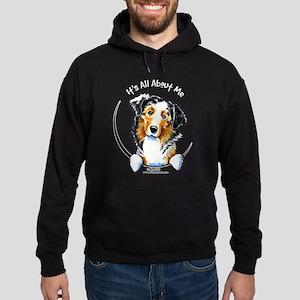 Australian Shepherd IAAM Hoodie (dark)