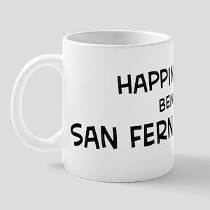 San Fernando - Happiness Mug