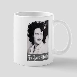 The Black Dahlia Mug