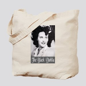 The Black Dahlia Tote Bag