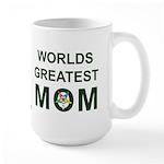 Top Shelf OES Mom Large Mug