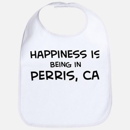 Perris - Happiness Bib