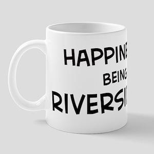 Riverside - Happiness Mug