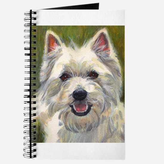 Happy Westie Journal