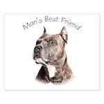 Man's Best Friend Small Poster
