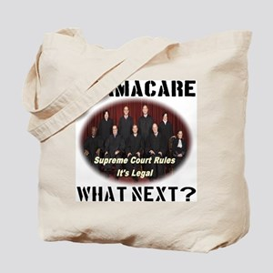 Obamacare What Next? Tote Bag