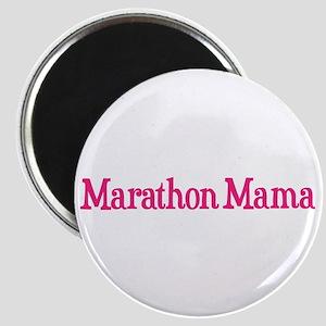 Marathon Mama Magnet