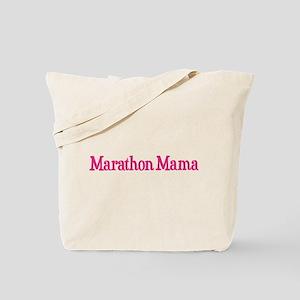 Marathon Mama Tote Bag