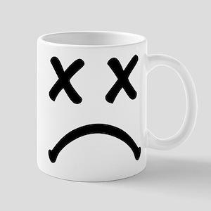Smiley sad Mug